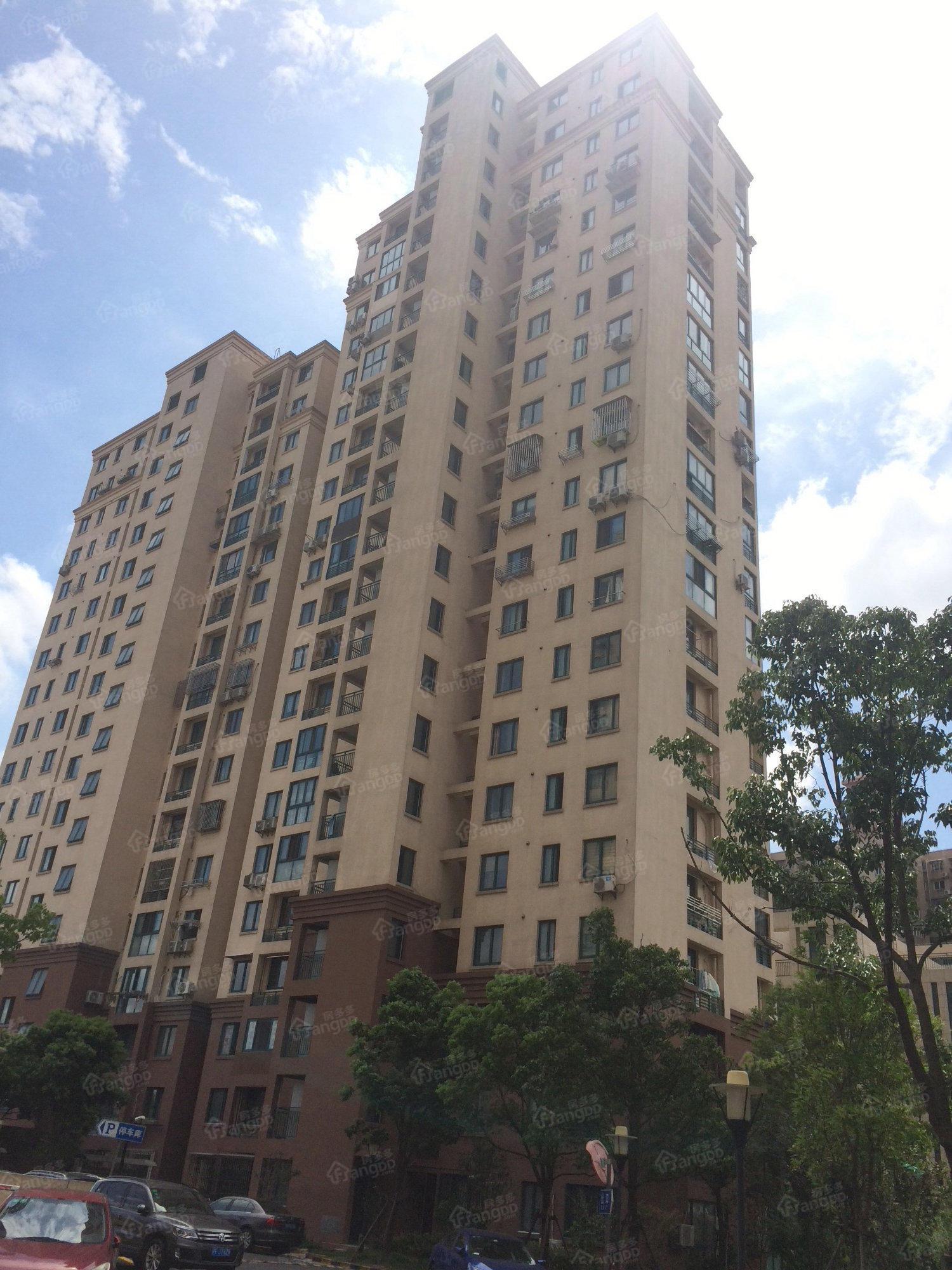 紫华欣苑小区图片