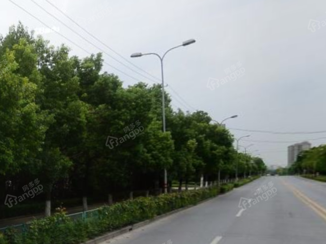 物业完善,环境怡人 上海大场镇E1-13A、E1-14A、E1-14B地块给你温馨家园