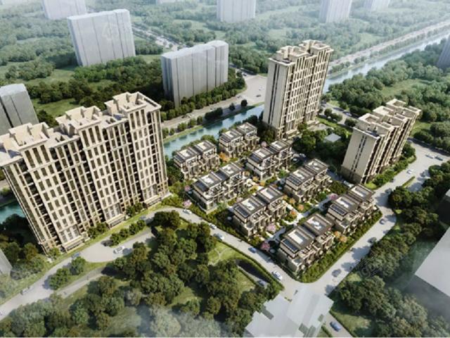 上海优质新房排行榜 上海宝山买房选和欣国际花园