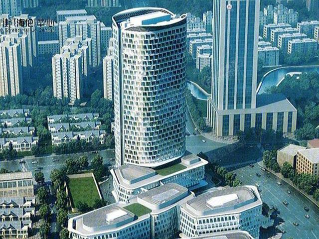 虹口金融街海伦中心,带您领略上海的万种风情