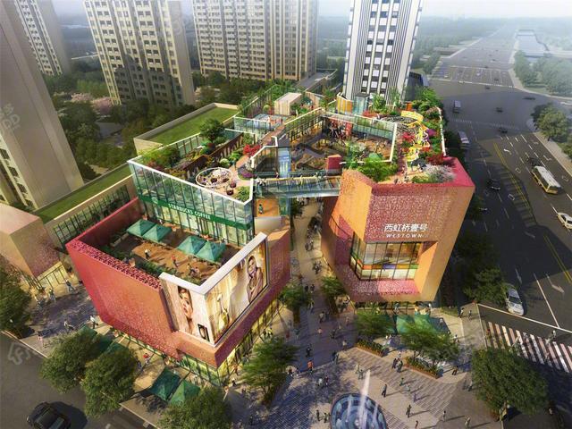 西虹桥壹号TOD HOOD 亮相上海青浦,坚持对建造的极致追求