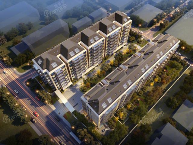 上海优质新房排名 热门新房徐汇梧桐公馆打造温馨家园