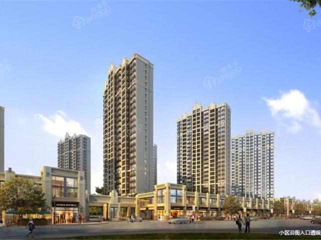 物业完善,安全舒适 置业上海选择浦发东悦城的N个理由