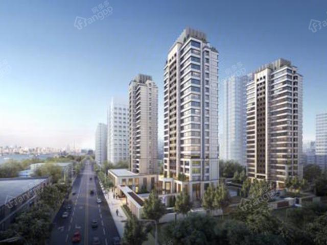 中企滨江悦府——上海浦东的标杆项目,已成为新的置业首选!