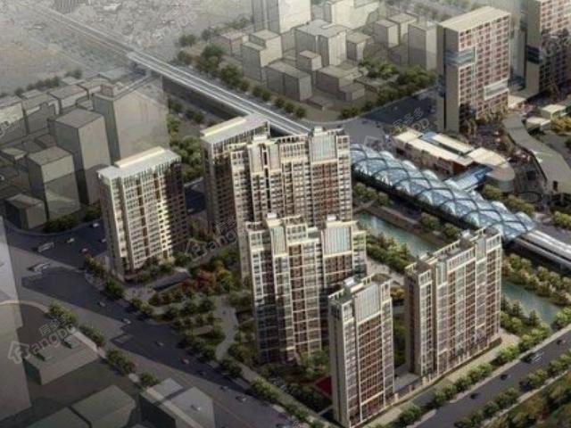 上海优质楼盘排行榜 上海嘉定买房选铂金府