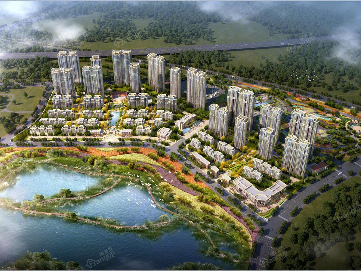 武汉恒大时代新城 封面图_0