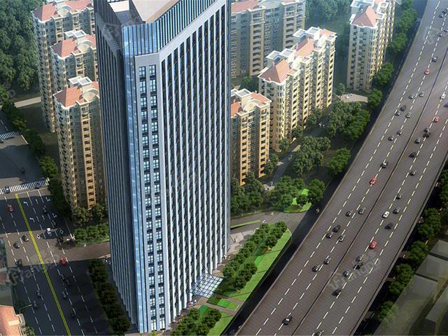配套齐全,交通便利 力腾乐荟是留在武汉的最佳之选