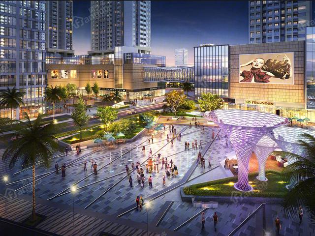 深圳佳兆业君汇公馆占据龙岗优质地段,成就国际压轴精品