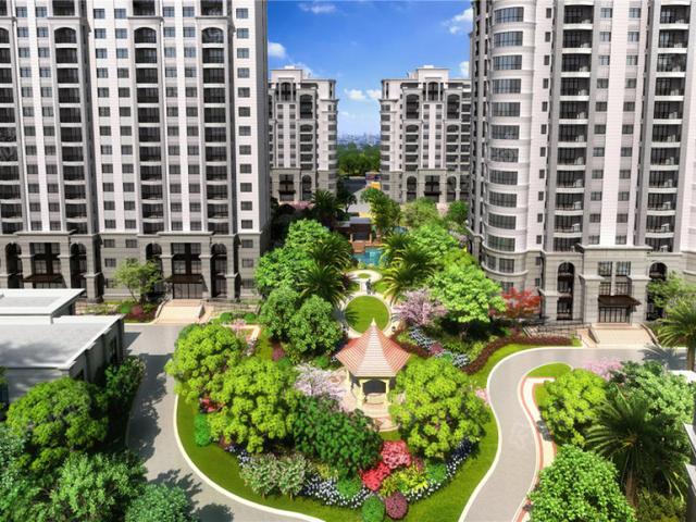 绿洲康城风华 耀启上海浦东,秉承对产品设计的极致追求