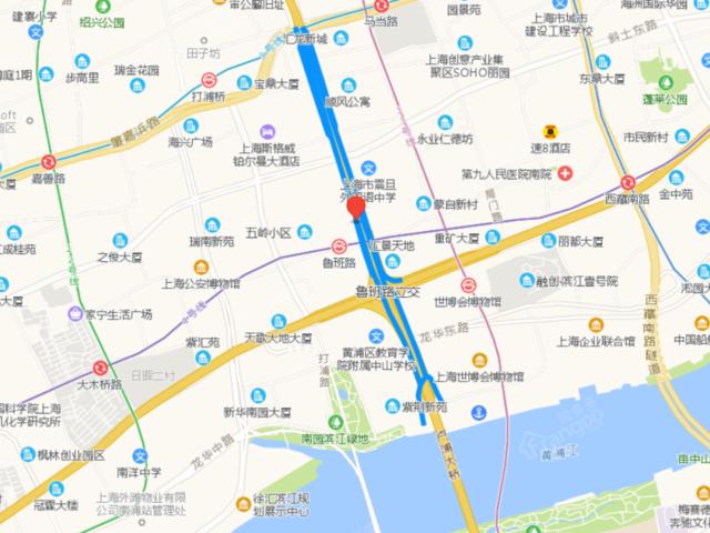 上海黄浦置业的优质首选 黄浦区五里桥街道104街坊39/1宗地块楼盘解析!