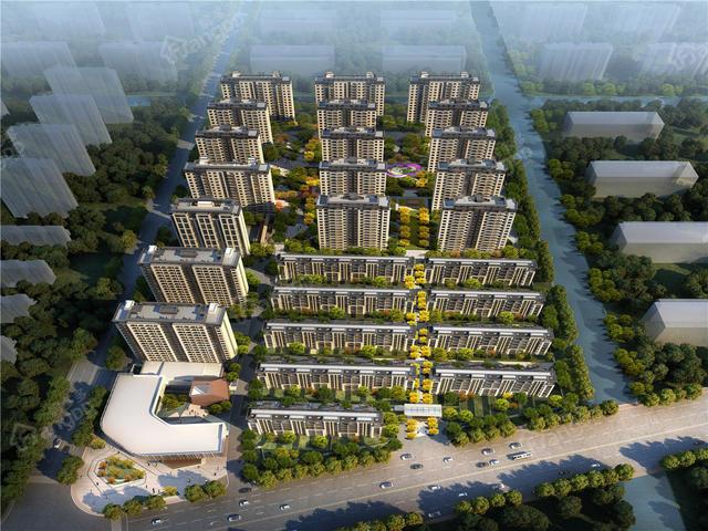 交通便利,配套齐全 上海招商主城让你尽享上海城市之美
