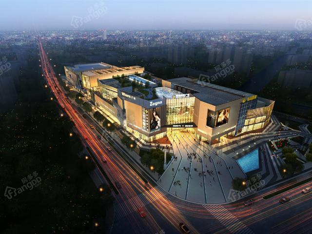 全方位解读绿地缤纷广场,助你一步到位置业上海!