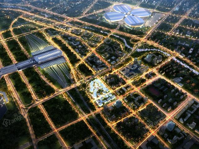 上海闵行置业的不二之选 虹桥正荣中心商铺楼盘解析!