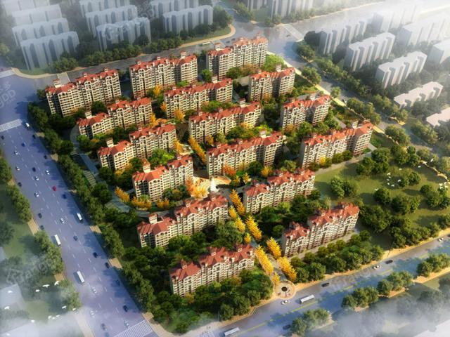 上海浦东哪些楼盘值得入手?同润金色橘苑可以作为选择
