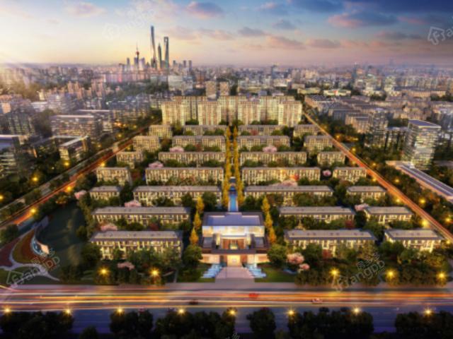 上海热榜楼盘保利·首创丨颂,浦东买房优先选择