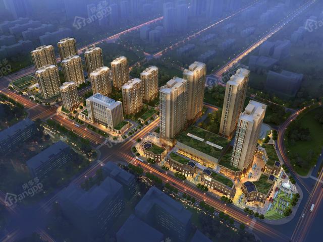 中铁北城时代商铺最全实测,项目特色带您一探究竟!