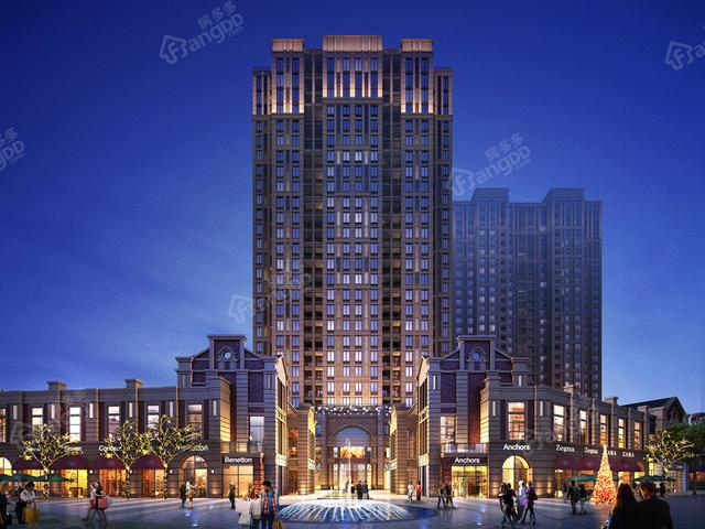 上海宝山优质楼盘排名 宝山中铁北城时代商铺最受欢迎