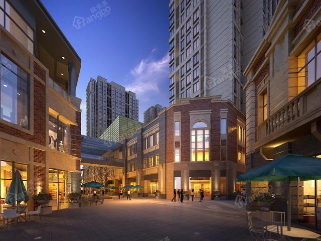 在中铁北城时代商铺尽享繁华领域,领略上海的都市生活