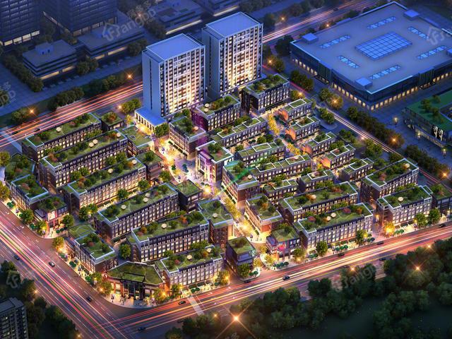 上海人气项目大方里,金山 配套完善 宜居社区