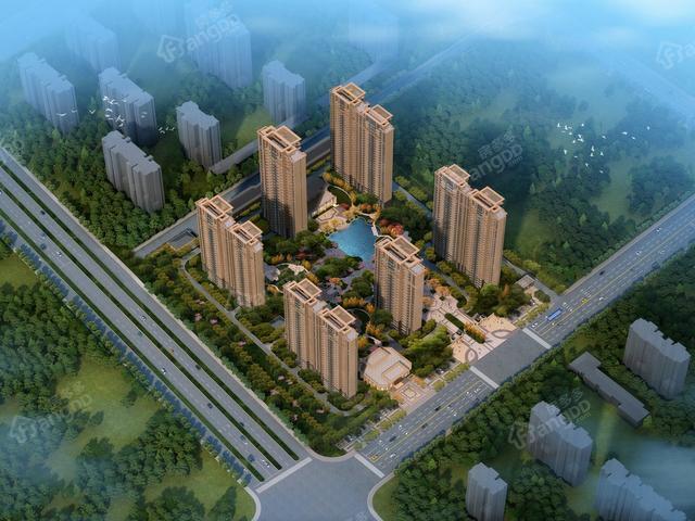 徐州恒大翡翠华庭占据丰县优质地段,成就国际压轴精品
