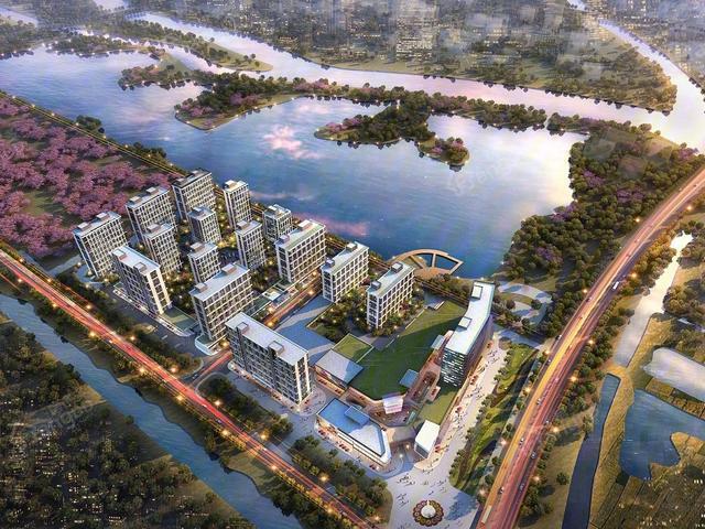 交通便利,配套齐全 上海龙湖星图让你尽享上海城市之美