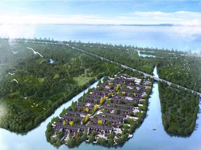 湖州长兴县热门新房有哪些 置业湖州当选绿城晓荷江南