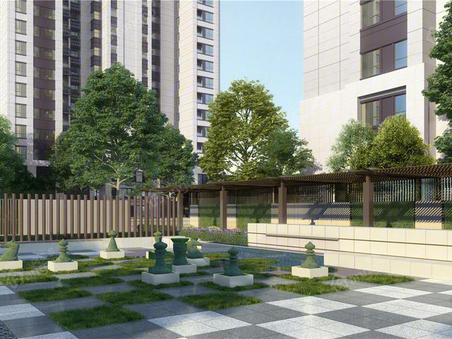 坐拥17.6万㎡城心公园,瑞虹新城8期天悦郡庭即将入市,仅12套叠加别墅房源