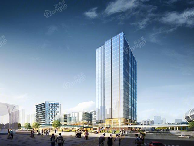 上海嘉定优质新房推荐 上海西环中心让你尽享生活之美