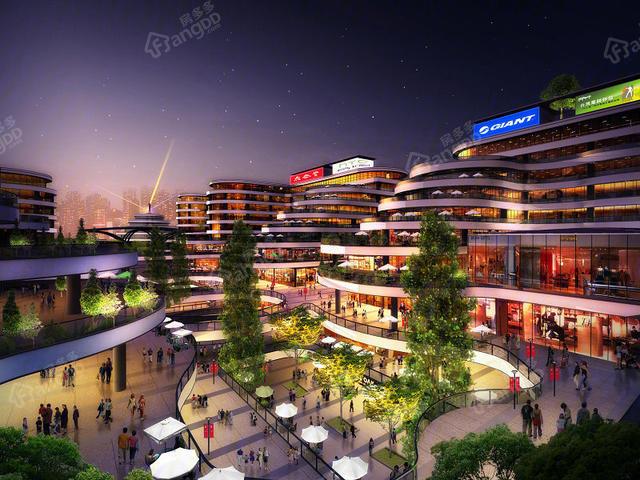 在虹桥丽宝广场尽享繁华领域,领略上海的都市生活