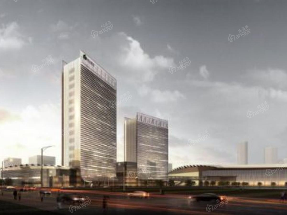 绿地国际会展大厦