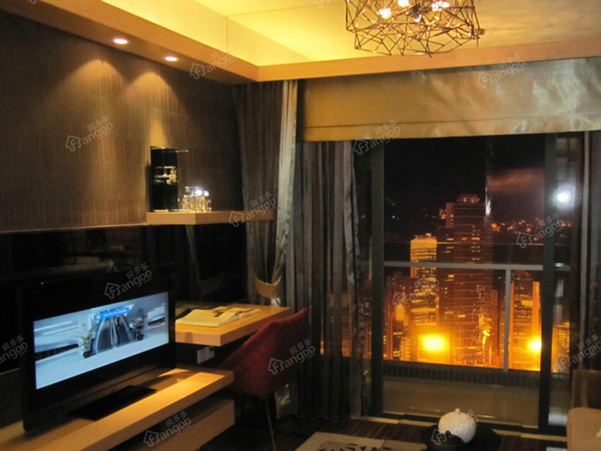 东原ARC中央广场 1室1厅1卫