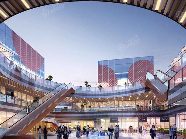 环境优美,户型合理  上海新环广场深度解读