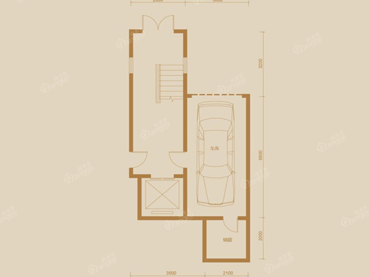 V7荷塘月色·郦墅户型图