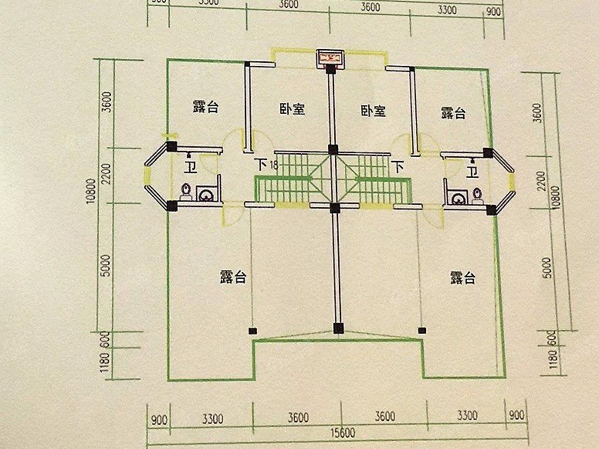 宏宇花园三期户型图