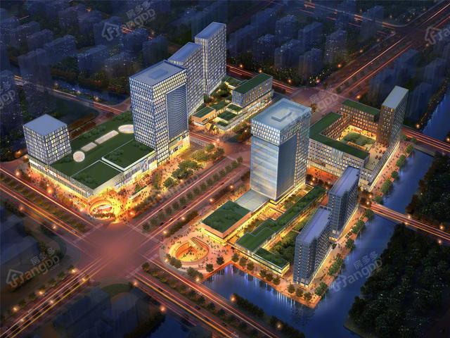 上海热门楼盘青浦宝龙城市广场,青浦 板块佳品 户型舒适