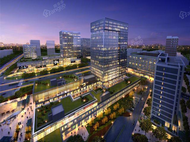 物业完善,环境怡人 上海青浦宝龙城市广场给你温馨家园