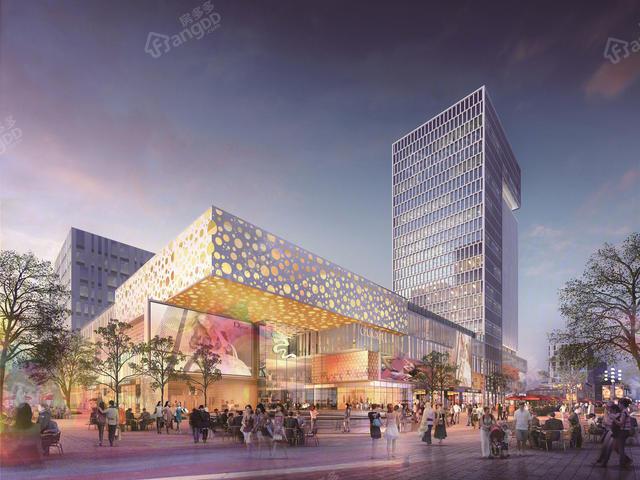 青浦宝龙城市广场,置业上海青浦将成为未来新趋势
