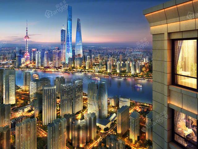 黄浦融创外滩壹号院,带你体验上海含蓄的意蕴