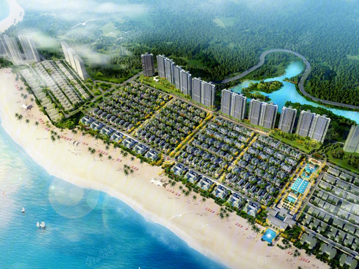 鼎龙湾国际海洋度假区 封面图_0