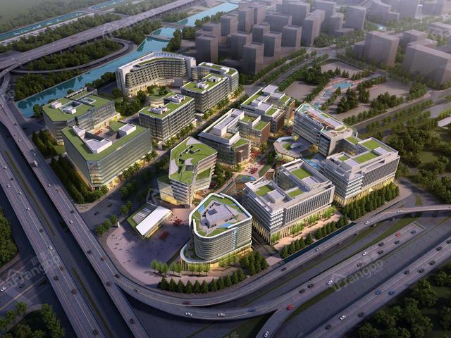 置业上海首选上海富力环球中心 让你尽享城市之美