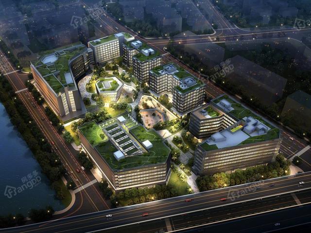 热门新房上海富力环球中心 上海城市引擎