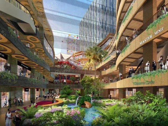 户型合理,环境优美 盘点东渡悦来城写字楼项目特色