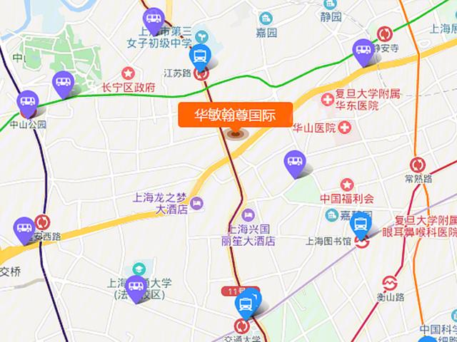 上海热门楼盘排名  长宁华敏翰尊国际最受欢迎