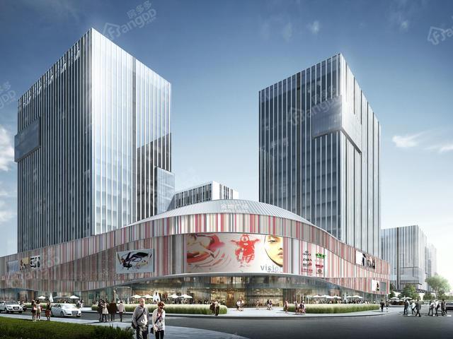 上海虹口置业首推,九亭中心让生活变得美好