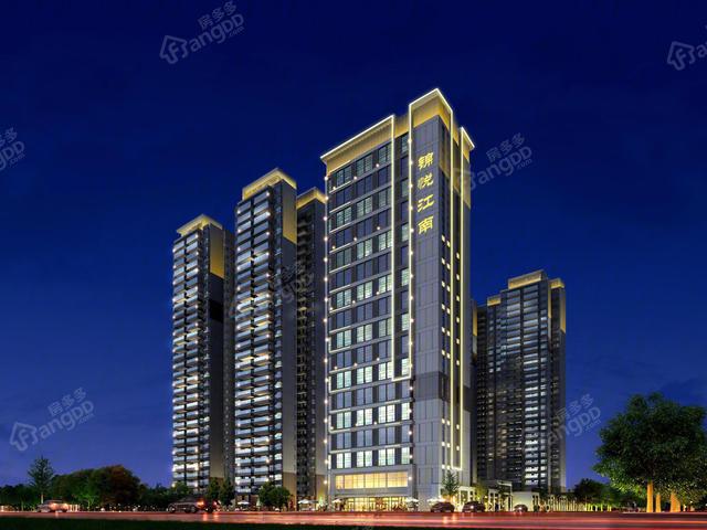 江南锦悦江南,点亮南宁的城市新中心
