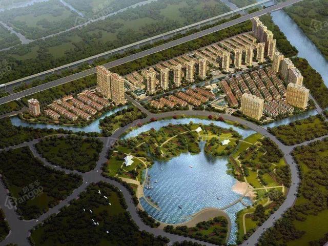 上海嘉定人气新房推荐 湖畔天下最受欢迎