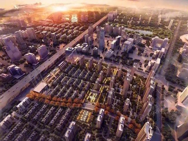 上海静安府东区,立志成为静安的品质项目