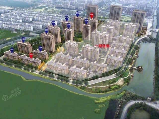 户型合理,环境优美 盘点星河蓝湾项目特色