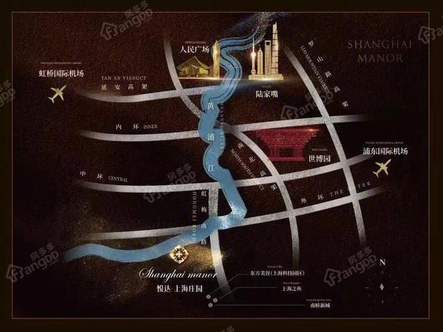 户型方正,环境优美 悦达上海庄园最全评测