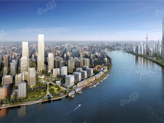 上海黄浦置业的最佳之选 绿地外滩中心楼盘解析!